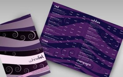 Brochure design - Some examples of published works - 03