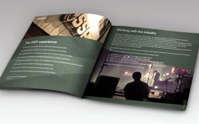 Brochure design - Some examples of published works - 01